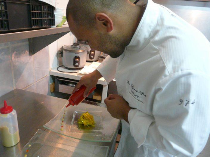 chef cuisine