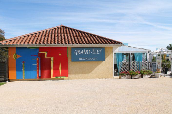 Restaurant Grand Ilet